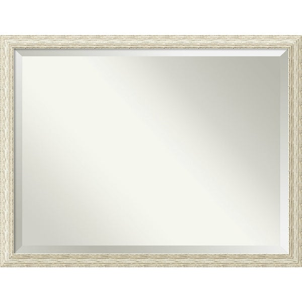 Wall Mirror Oversize Large, Cape Cod White Wash 44 x 34-inch - oversize large - 44 x 34-inch. Opens flyout.