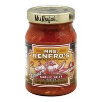 Mrs. Renfro's Roasted Salsa - Case of 6 - 16 oz.