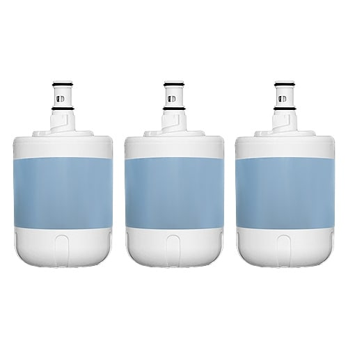 Replacement Whirlpool EDR8D2 Refrigerator Water Filter (3 Pack)