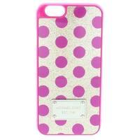 Michael Kors Womens Cell Phone Case Glitter Polka Dot - o/s