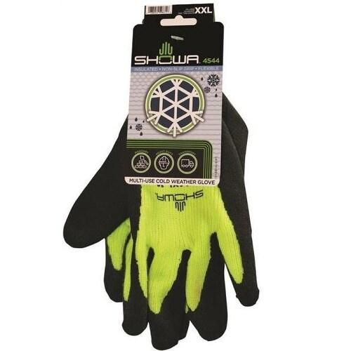 Showa 4544XXL-11.RT Insulated Polar Shield Work Gloves, XX-Large