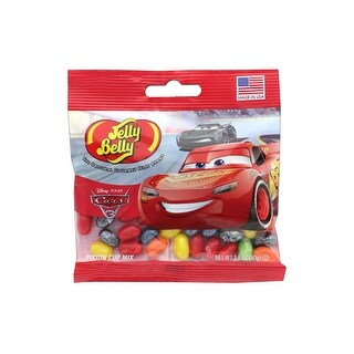 Jelly Belly Jelly Beans 2.8oz Cars 3 Piston Cup