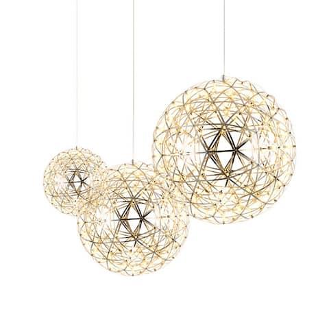 Allegra Starburst Globe LED Pendant Light