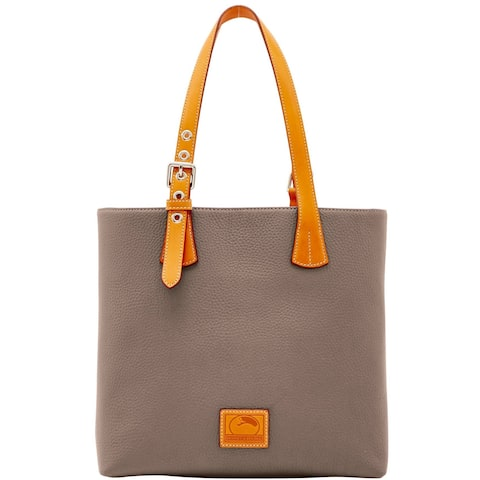 bed554f52a51 Dooney & Bourke Patterson Leather Emily Tote Top Handle Bag (Introduced by  Dooney & Bourke