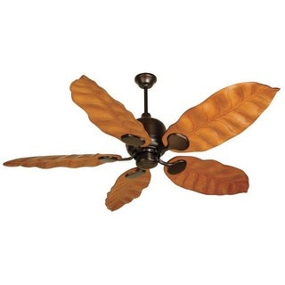 "Craftmade K10136 Kona Bay 58"" 5 Blade Indoor Ceiling Fan - Blades Included"