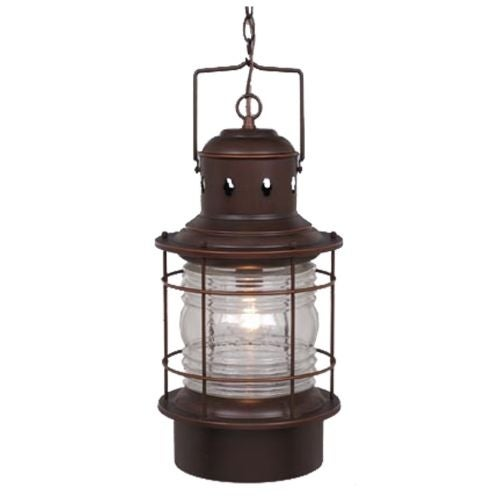 Vaxcel Lighting OD37006 Hyannis 1 Light Outdoor Pendant