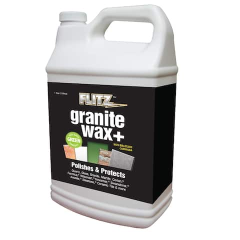 Flitz Granite Waxx Plus - Seal & Protect - 1 Gallon (128oz) Refill