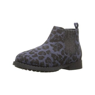 OshKosh B'Gosh Girls Eden Chelsea Boots Glitter