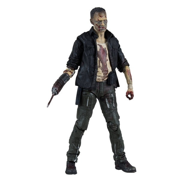 "The Walking Dead TV Series 5 5"" Action Figure: Merle Zombie - multi"