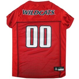 Collegiate Arizona Wildcats Pet Jersey