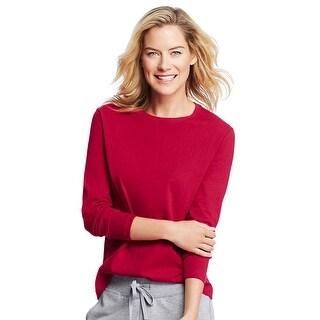 Hanes Women's ComfortSoft Long-Sleeve T-Shirt