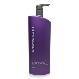 Keratin Complex Blondeshell Conditioner - 33.8 oz