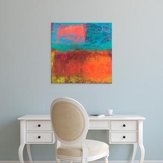 Easy Art Prints Elena Ray's 'Hifi Abstract III' Premium Canvas Art