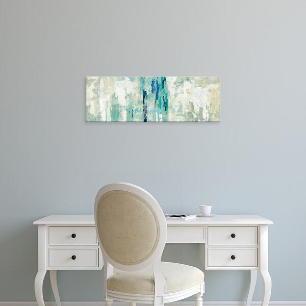 Easy Art Prints Silvia Vassileva's 'Underwater Reflections VI' Premium Canvas Art