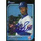 Everett Stull Montreal Expos 1997 Bowman Autographed Card This item comes with a certificate of au