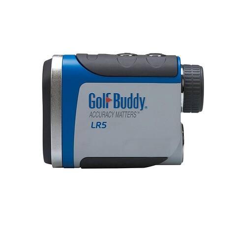 Golf buddy gb10-lr5 golfbuddy lr5 golf laser rangefinder light gray/blue