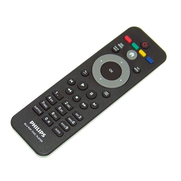 OEM Philips Remote Control Originally Shipped With: PB9001, PB9001/37, PB9011, PB9011/37