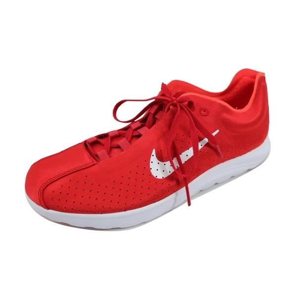 Nike Men's Mayfly Lite BR University Red/White 898027-600 Size 10.5