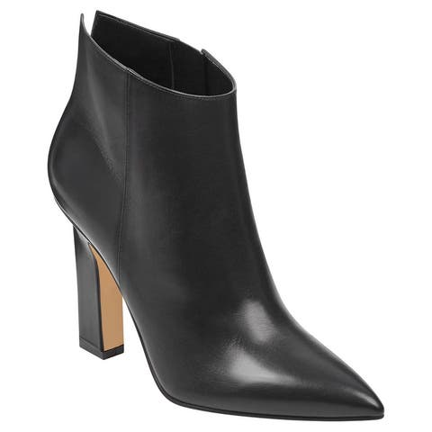 Marc Fisher Ltd Mella Leather Bootie