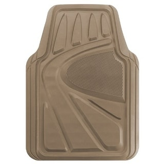 Auto Expressions R5704A-TAN Car Floormat Tan