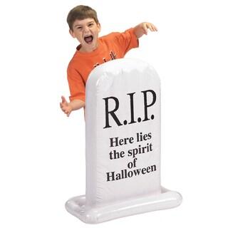 Inflatable Halloween Tombstone