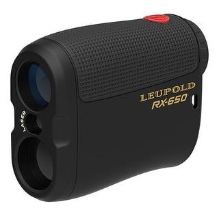 Leupold RX-650 6x 20mm Range Finder - Black 120464 RX-650 Range Finder