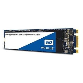 3D NAND 500GB PC SSD - Sata III M.2 2280 Solid State Drive
