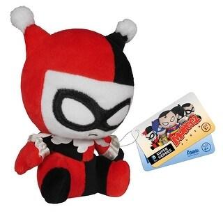 "DC Comics Mopeez Funko 5"" Plush Harley Quinn - multi"