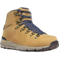 "Danner Women's Mountain 600 4.5"" Hiking Boot Sand Suede"