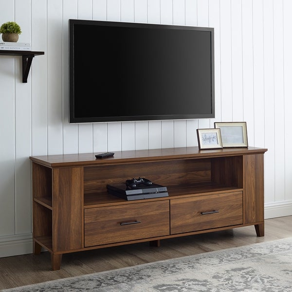 Porch & Den 59-inch Storage TV Stand Console. Opens flyout.