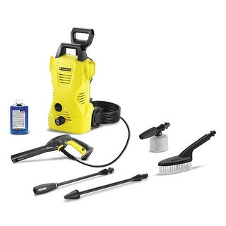 Karcher 1.602-315.0 Electric Power Pressure Washer, 1600 PSI, 1.25 GPM