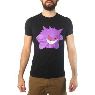 Pokemon Gengar Men's Black T-Shirt