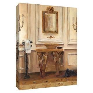"PTM Images 9-154828  PTM Canvas Collection 10"" x 8"" - ""Classical Bath I"" Giclee Bathroom Art Print on Canvas"