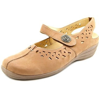 Ara Mariah  W Round Toe Leather  Mary Janes