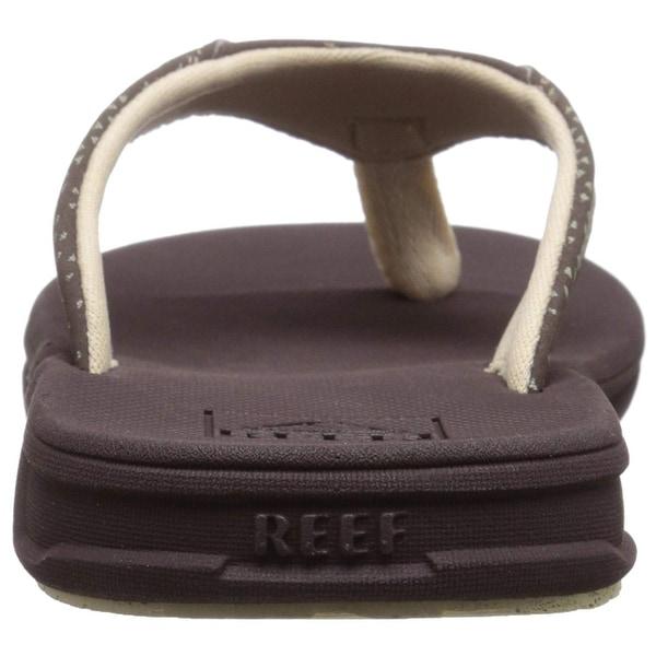 4d0b34e42 Shop Kids Reef Boys Grom Rover Slip On Flip Flops - Free Shipping On ...