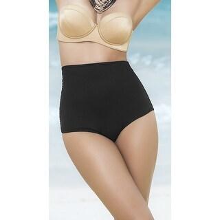 Classic High-waisted Bikini Bottom, High-waisted Swimsuit