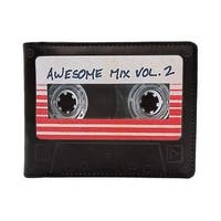 Guardians Of The Galaxy Mix Tape Wallet - Color - Black