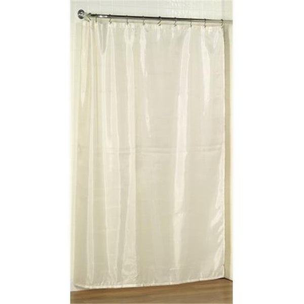 Shop Sc Fab 96 08 70 X 96 In Polyester Extra Long Fabric Shower