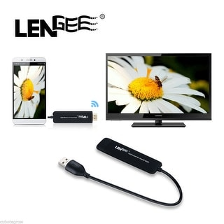 LENGEE Miracast Wireless Display WIFI Media HDMI WIDI Dongle Android/Windows US