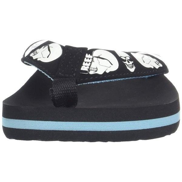 03f9234f54b3 Shop Reef Kids Ahi Color Change Sandal - 4-5 M US Big Kid - Free ...