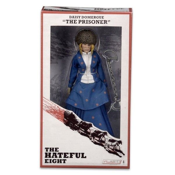 "The Hateful Eight Movie 8"" Action Figure Daisy Domergue "" The Prisoner"" - multi"