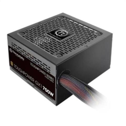 Thermaltake Power Supply PS-TPD-0700NNFAGU-1 Toughpower GX1 700W 80+ Gold Active PFC Black Retail