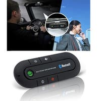 Multi point Bluetooth car speaker phone that can pair with 2 phones