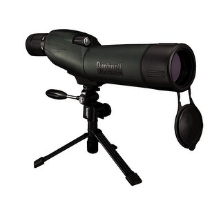 Bushnell Trophy XLT 15-45x50mm Spotting Scope with Tripod Hard and Soft Cases
