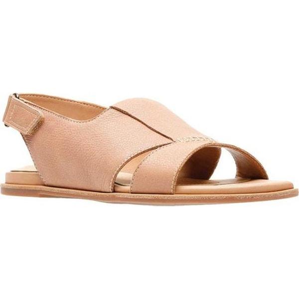 cd934b8340cd Shop Clarks Women s Sultana Rayne Sandal Beige Full Grain Leather ...