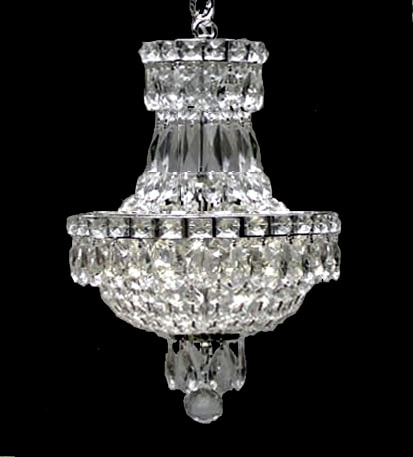 French Empire Crystal Chandelier Chandeliers Lighting