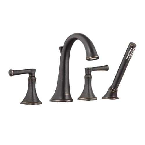 Shop American Standard 7722901 Estate Deck Mounted Bathtub Faucet