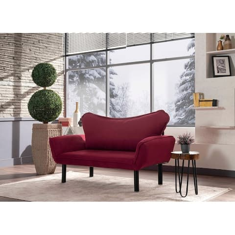 Carter 2 Seat Adjustable Arms Daybed