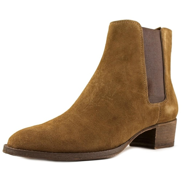 VC John Camuto Flynn Women Chestnut/Chocolate Boots