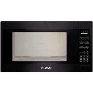 Bosch HMB5051 2.1 Cu. Ft. Built-In Microwave with Sensor Cooking